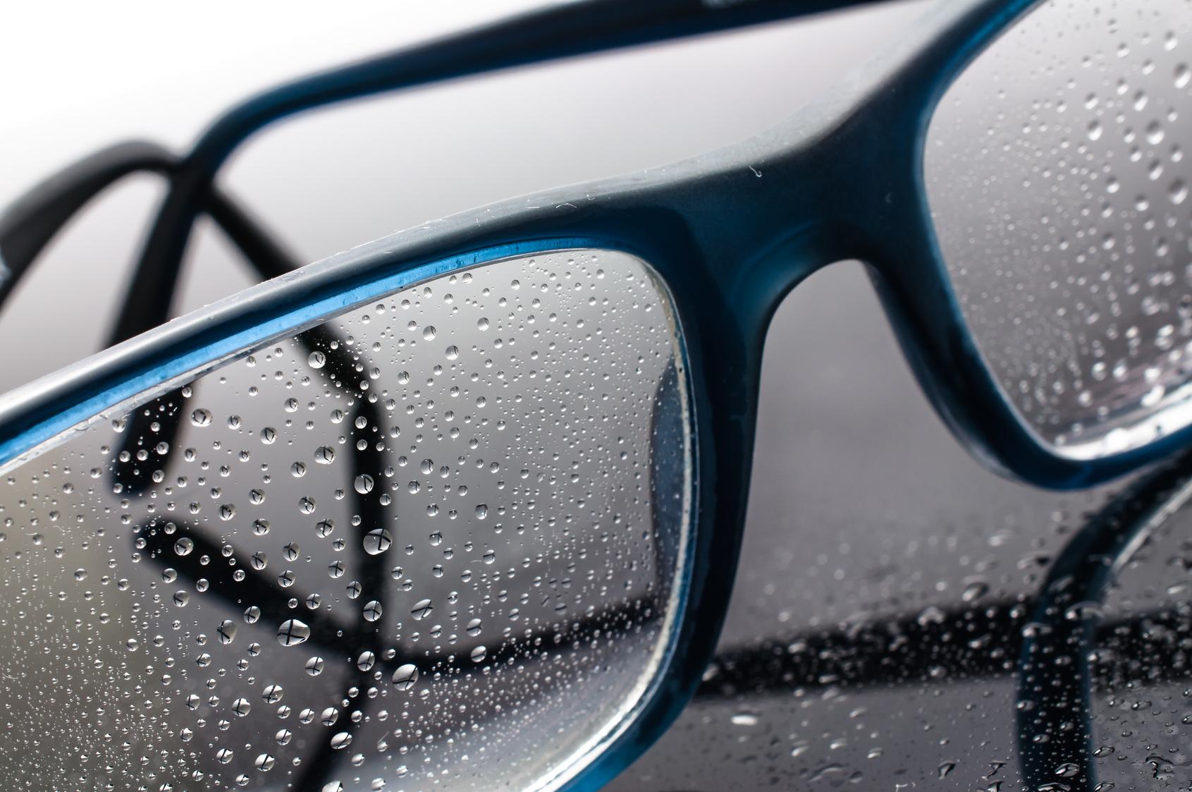 brille beschlägt