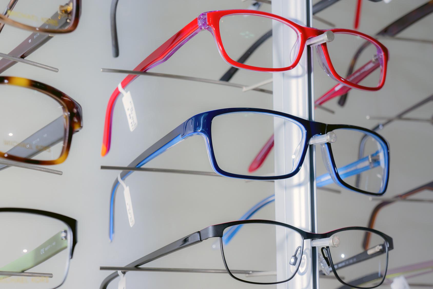 brillenarten