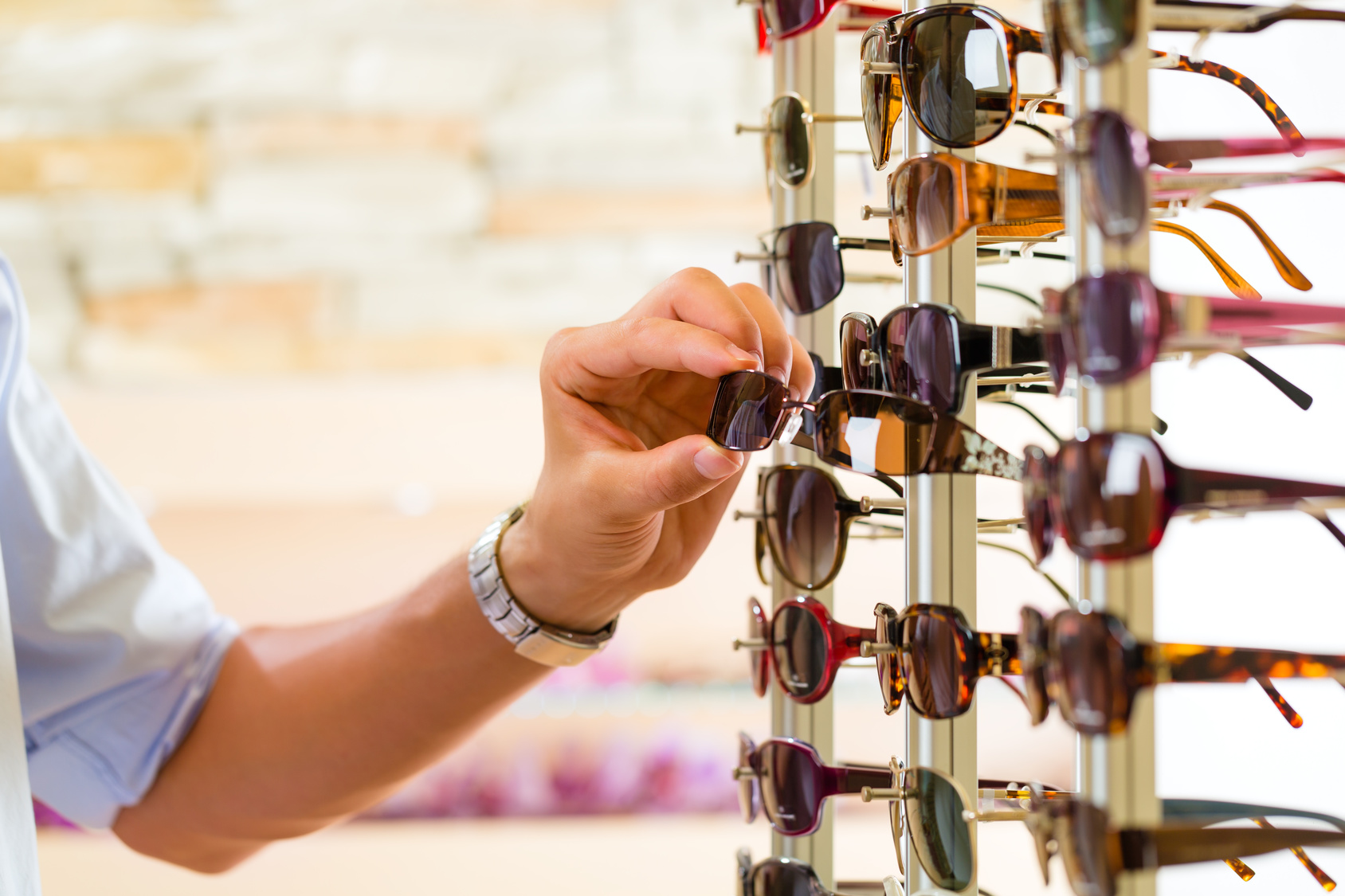 brillenständer