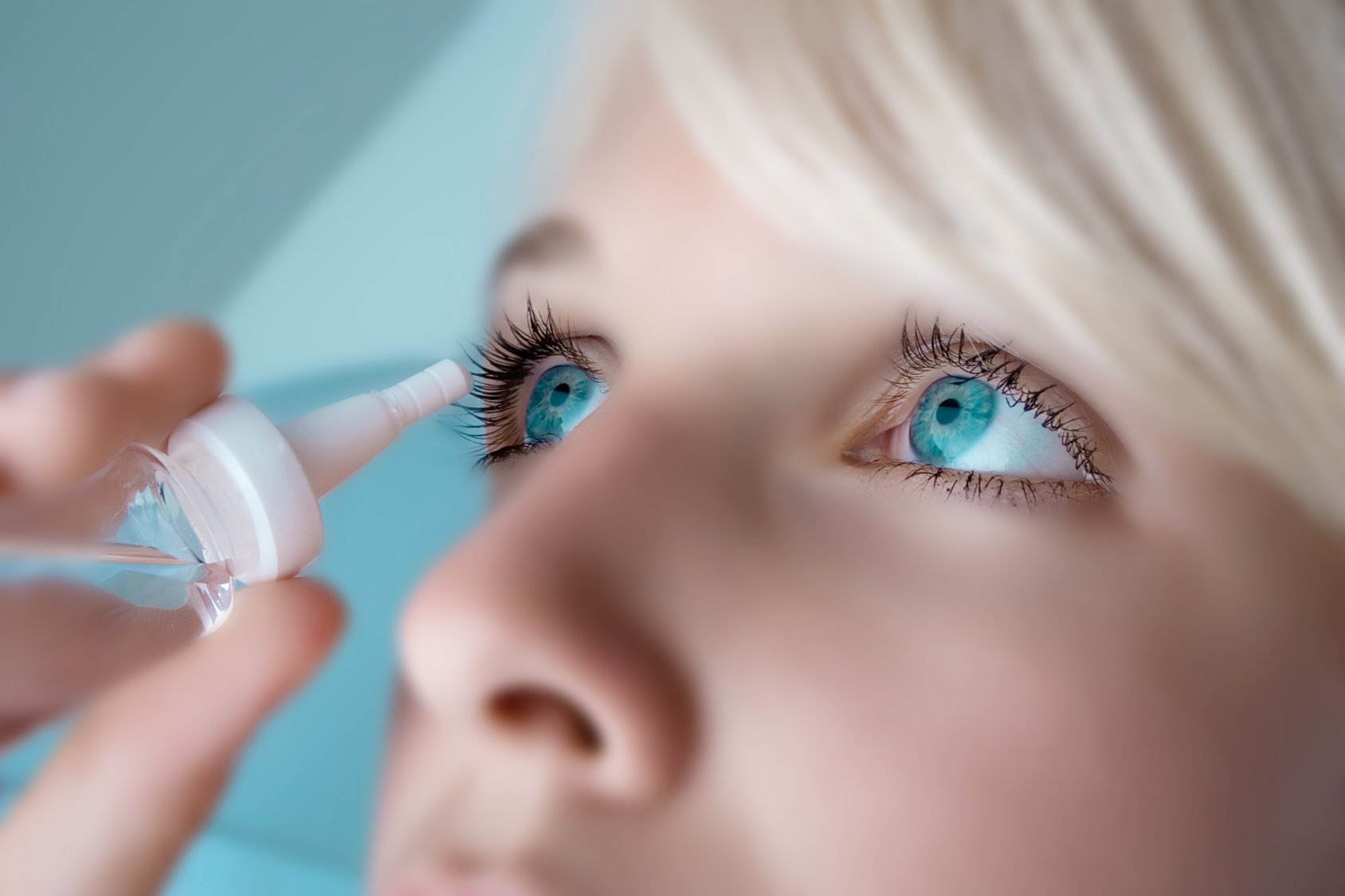 kontaktlinsen trockene augen