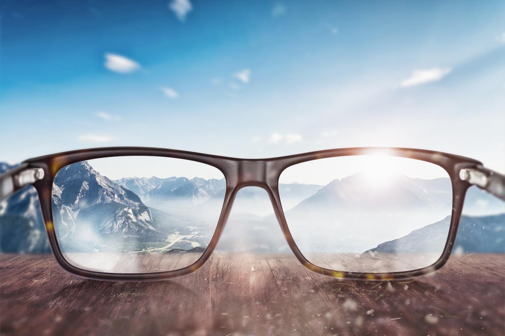 weitsichtbrille